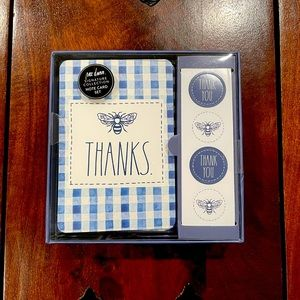 Rae Dunn Thank You Cards